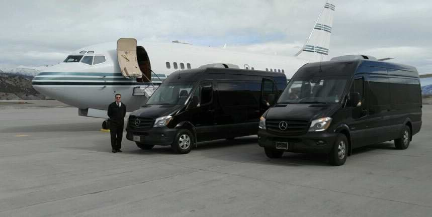 Eagle Vail Airport Shuttle Transportation Limo Service